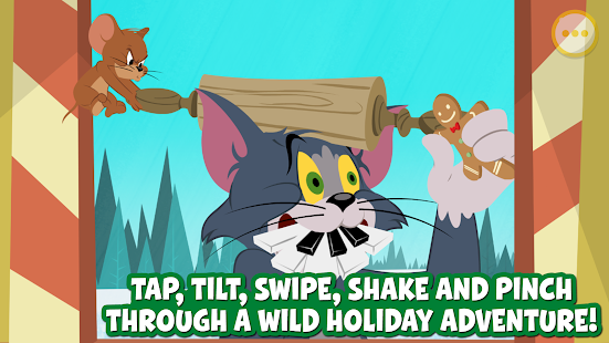 Tom & Jerry Christmas Appisode - screenshot