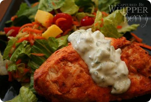 Tandori Chicken 011