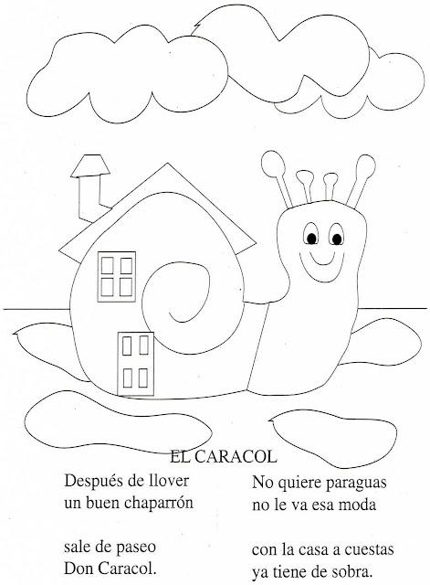 Poesias Infantiles De Las Estaciones