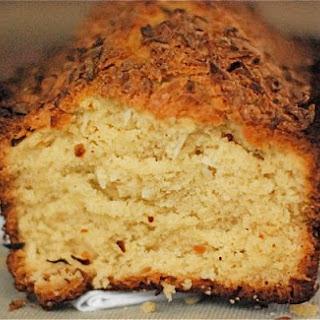 Vanilla Bean Toasted Coconut Pound Cake