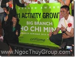 Oriflame Manager Seminar 2010 - 22