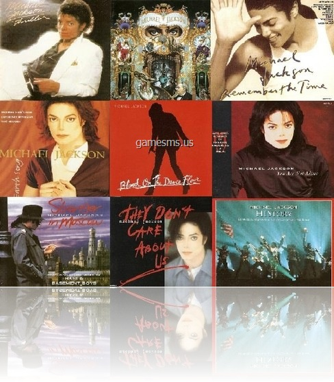 Michael Jackson Discography Covers
