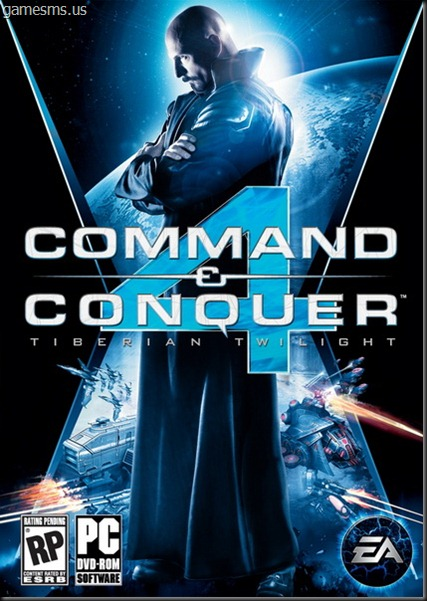 Command & Conquer 4 Tiberian Twilight (2010)