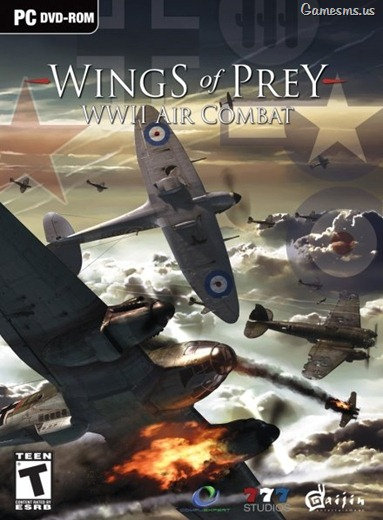 Wings of Prey DVD Cover