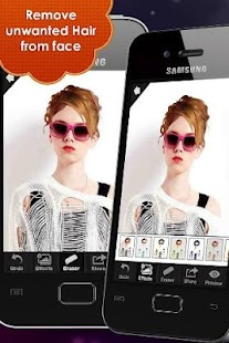 Hairstyle Changer iphone screenshot 3 Hairstyle Changer Salon Emo Hair Cut Styler Screenshot Thumbnail