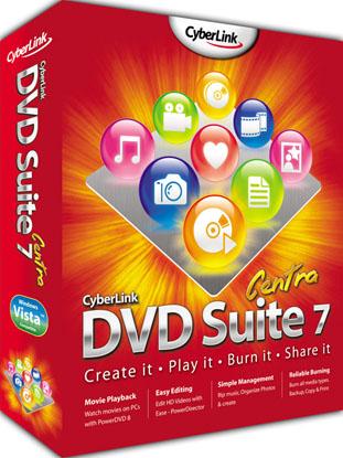 cyberlink dvd suite 7 ultra free