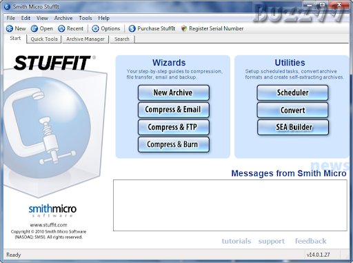 Download StuffIt 2010 with Free License Key