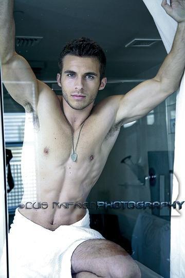 Michael Fitt - Hot Fitness Personal Trainer, Male Model