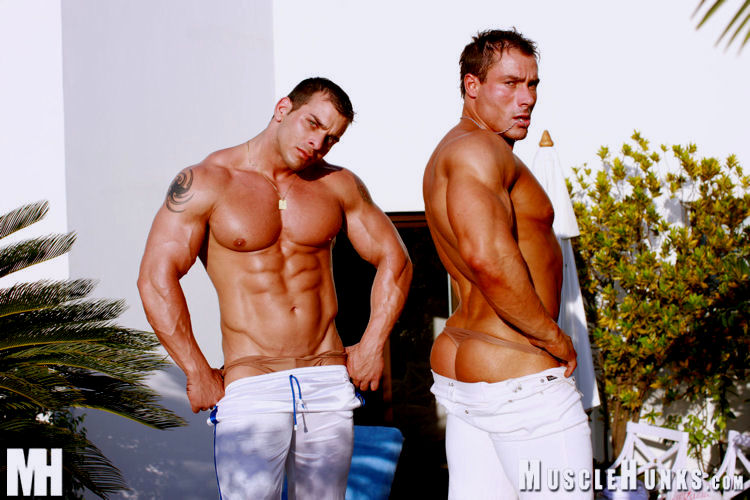 Muscle Couple Porn Videos & Sex Movies