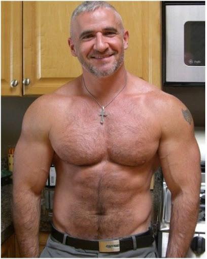 Hairy Gay Hunk 110