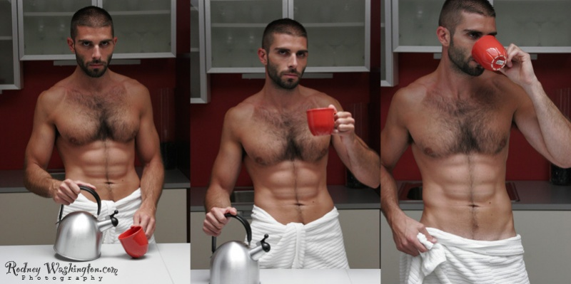 Hot Hairy Hunks, And Muscle Daddy - Photos Set Part 12-7292