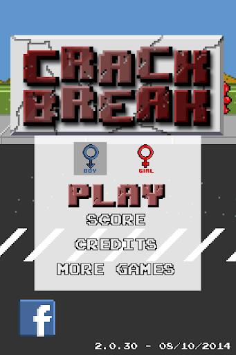 Crack Break