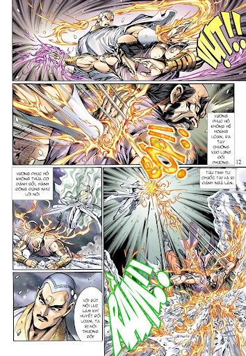 Tân Tác Long Hổ Môn Chap 121 page 12 - Truyentranhaz.net