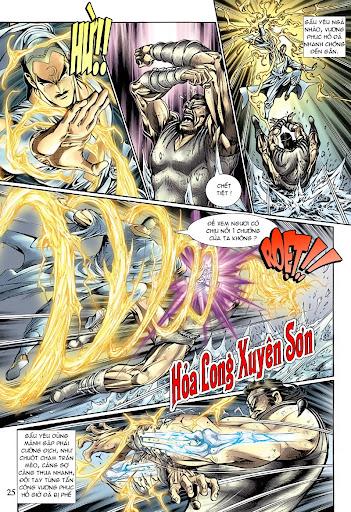 Tân Tác Long Hổ Môn Chap 121 page 24 - Truyentranhaz.net