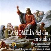 La Homilía del Día en Audio