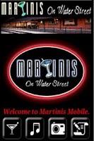 Screenshot of Martinis On Water