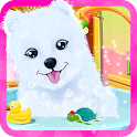 Fluffy Puppy Care icon