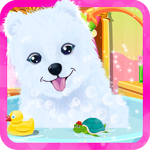 Fluffy Puppy Care LOGO-APP點子
