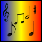 Colorful notes icon
