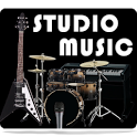 Studio music - garage band icon