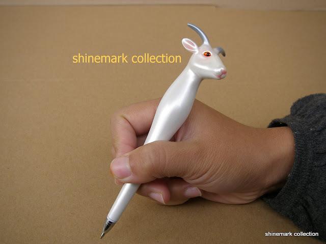 Goat Shape Writing Instrument Pen Christmas Gift