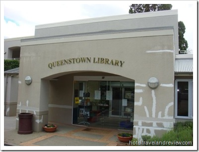 queenstown library