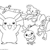 Pokemon Colorir Desenhos Pokemon Para Colorir 1