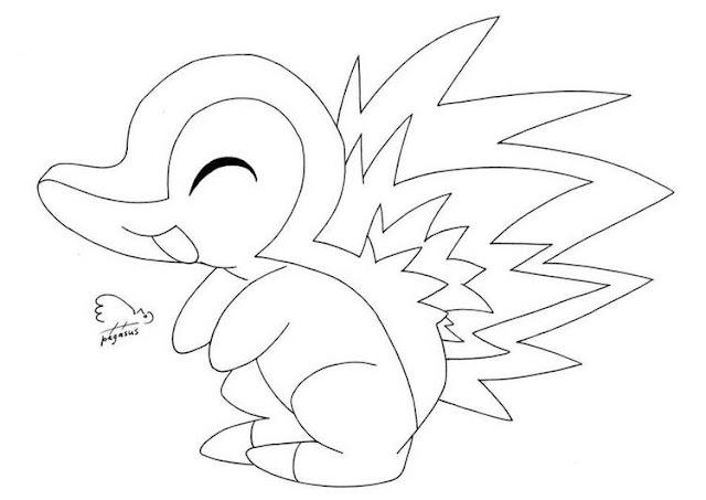 Dibujos Para Colorear De Pokemon: PINTAR POKEMON: DIBUJOS DE POKEMON PARA PINTAR