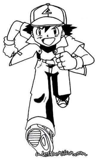 Pokemon Dibujos Para Colorear Pokemon 4