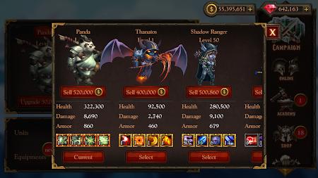 Epic Heroes War 1.2.5.3 screenshot 8942
