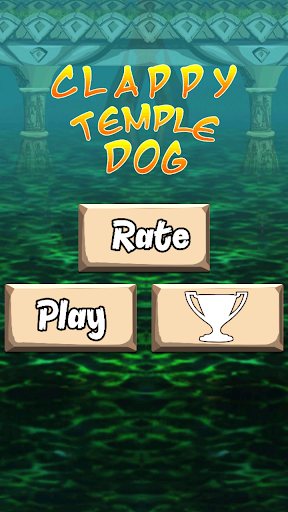 Clappy Temple Dog