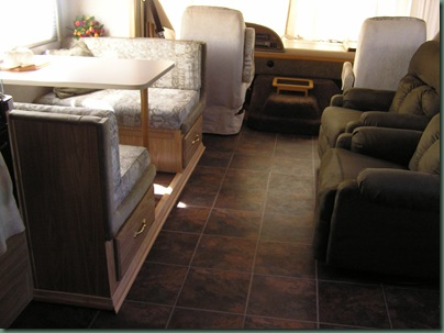 Rv Travels With Karen And Al Rv Remodel Completed