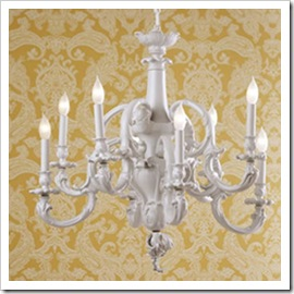 Versailles Chandelier - Woodson and Rummerfields