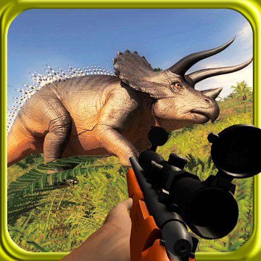 狩獵野生恐龍 模擬 LOGO-玩APPs
