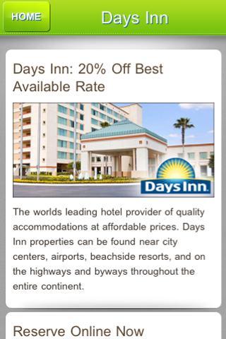ABN Hotels- screenshot