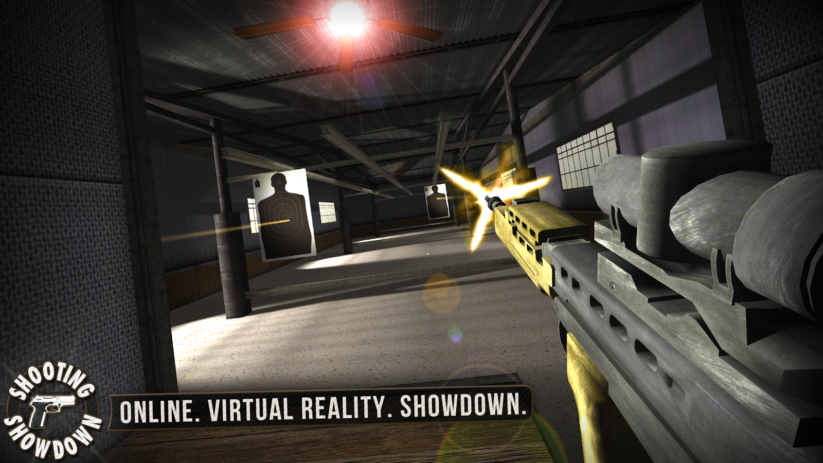 Shooting Showdown- screenshot