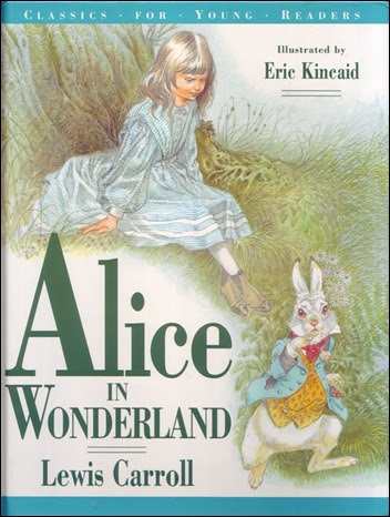 Books like alice and wonderland