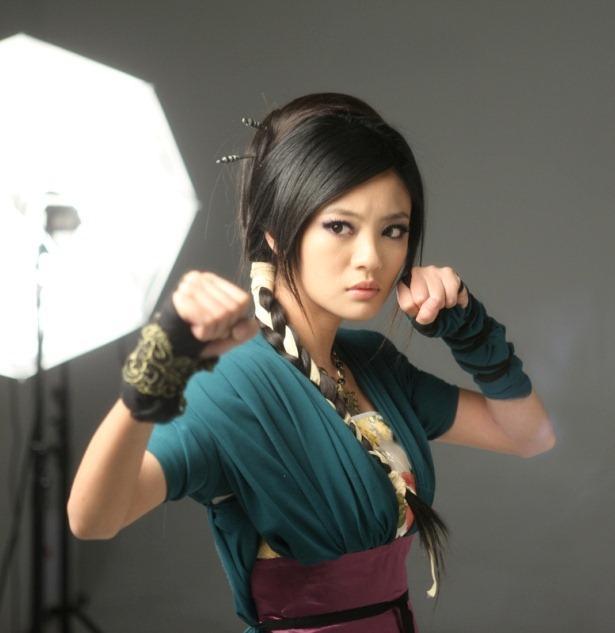 Cute Hot And Beautiful Babes An Yi Xuan
