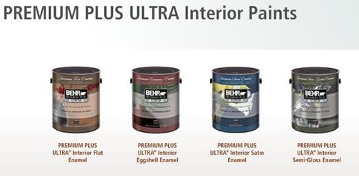 Behr Paint Plus Primer