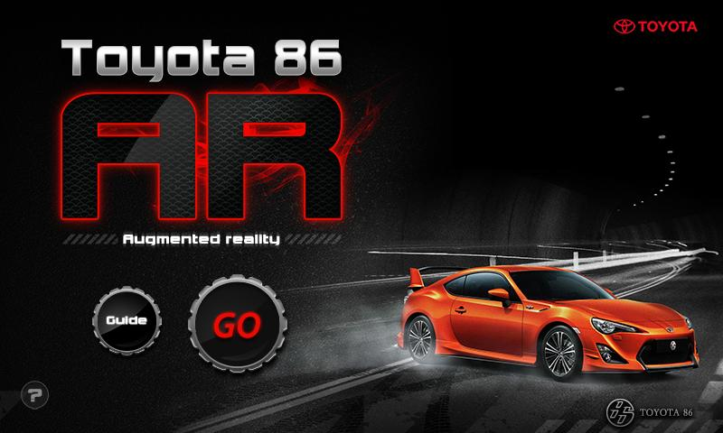 Toyota 86 AR- screenshot