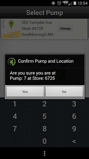 Cumberland Farms SmartPay Biz screenshot 5