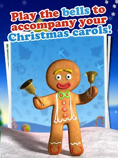 Talking Gingerbread Man Free - screenshot thumbnail