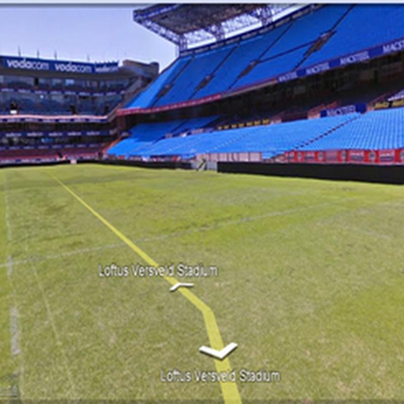FIFA 2010 World Cup Stadium 3D:Johannesburg soccer stadium