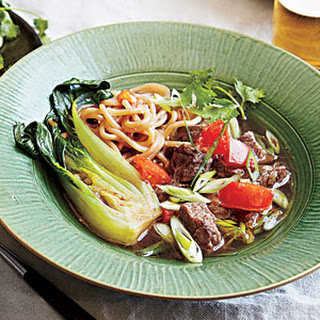 Sichuan Beef Soup.