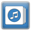 Accessible Music Player UK logo