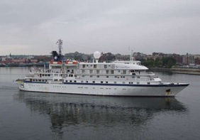 Ship Photo SPIRIT OF OCEANUS