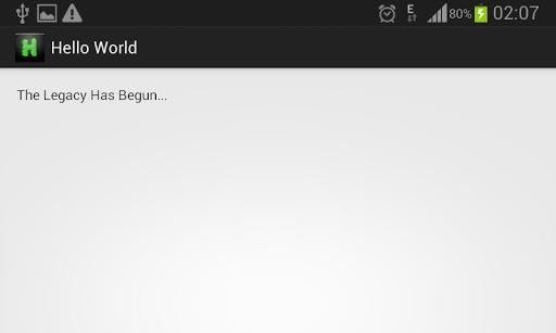 Hello World|玩程式庫與試用程式App免費|玩APPs