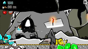 Screenshot of Herobrine Escape - Runner Game