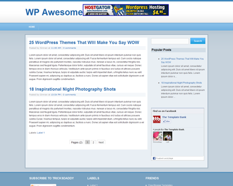 WP Awesome