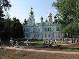 Сампсониевская церковь на Поле Полтавской битвы